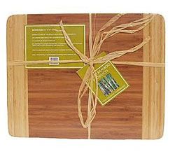 Terra Verde Bamboo cutting board for sale at Amazon