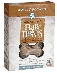 Bare Bones Organic Dog Treats