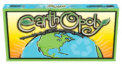 Earthopoly Board Game from Late for the Sky