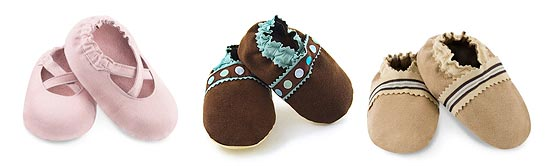 IsaBooties Earth Friendly Baby Shoes