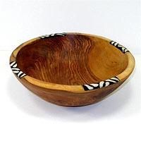 Fair Trade Items: Hand Carved Bowls