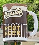 frostop root beer sign