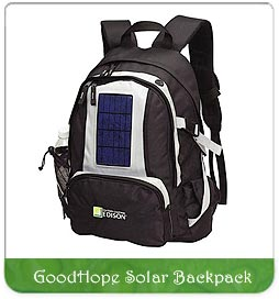 Goodhope 5260 Solar Backpack for sale