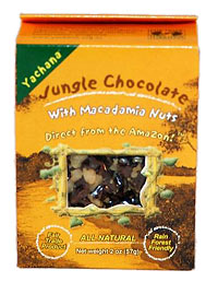 Yachana Fair Trade Chocolates