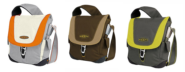 1a4185388a5 KEEN Oswego Bag: KEEN Messenger Bag Eco-Friendly Pick of the Day