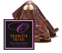 Oliver Kita Organic Hosts of Ghosts Chocolate