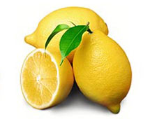 lemons for relieving colds