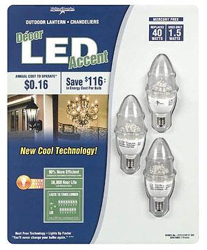 Lights Of America 40 Watt LED Lights