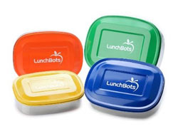 Lunchbots  - stainless steel lunch containers
