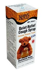 Maty's Quiet Relief natural cough remedy