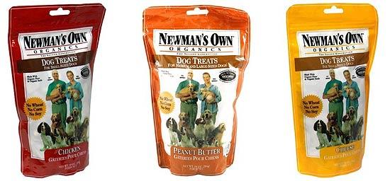 Newmans Own Organic Dog Treats