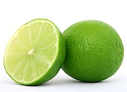 organic lime - natural cure for bad skin