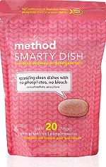 Smarty Dish non-toxic dishwasher detergent