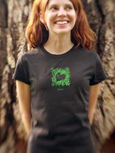 Swell Foop Organic Cotton Womens T-Shirt