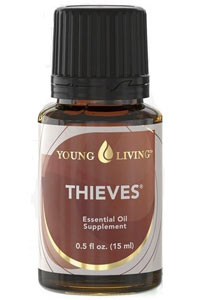 thieves oil from young living
