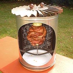 kipgrill rotisserie grill