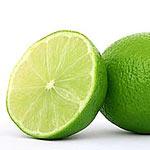 organic lime skin care
