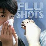 studies show flu shots increase chance of flu