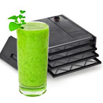dehydrate green smoothie