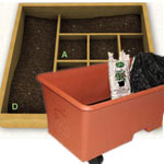 Earthbox VS Square Foot Gardening