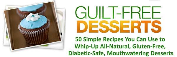 delicious gluten free desserts